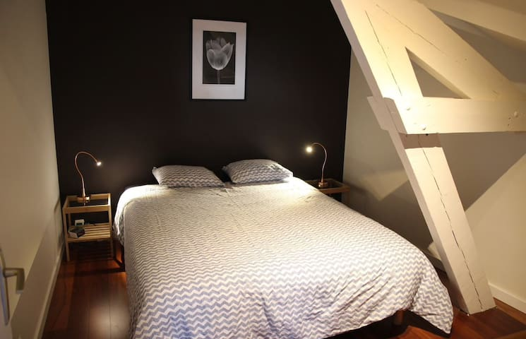 Room in beautiful renovated apartment - Bruxelles - Apartment