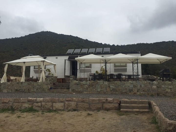 Casa parque en Calera de Tango