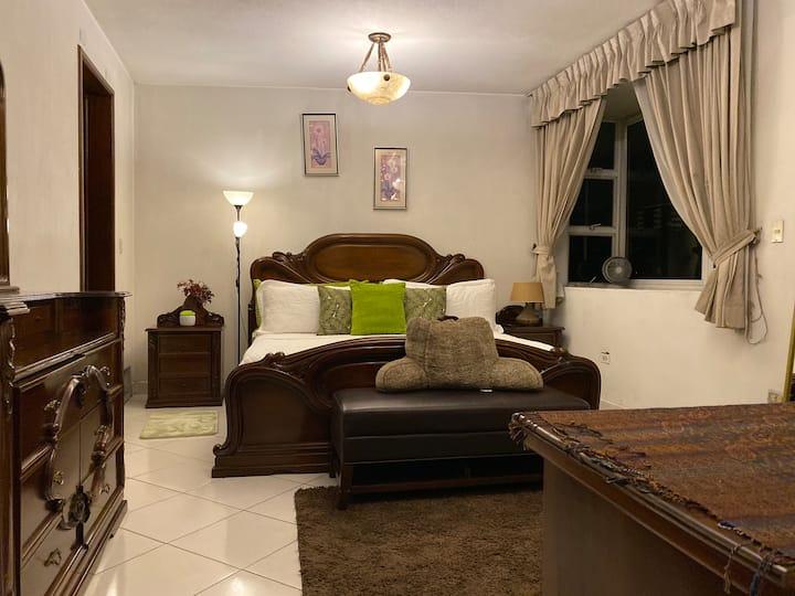 Habitación Super Confortable y Cómoda