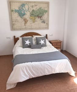 B&B in pretty Spanish village with swimming pool - Íllora - Haus