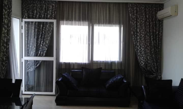 Magnifique appartement meublé s+2 Haut standing
