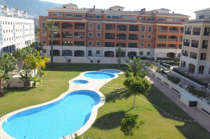 Apartamento (2А) en Denia cerca de la playa - Dénia - Apartment
