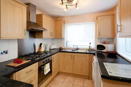 Close City Centre - Large 5 Bed House on 3 Floors - Nottingham - Casa