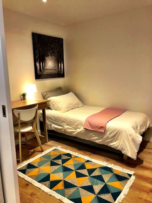 Study/2nd Bedroom