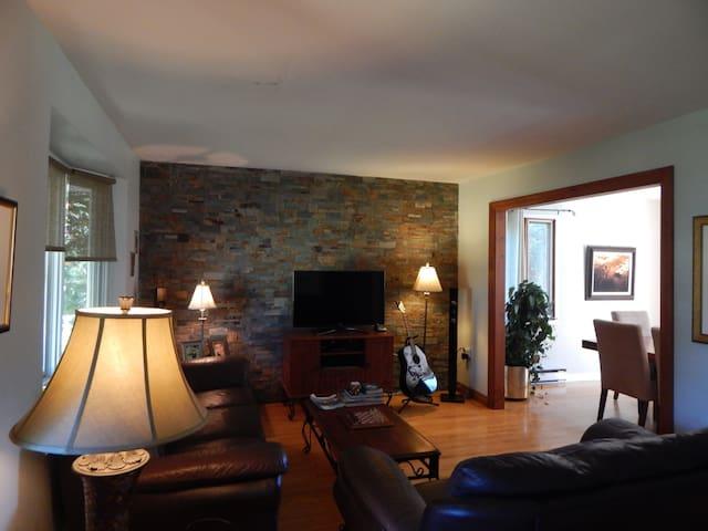 Charmant cottage à 20 mn de Montréal