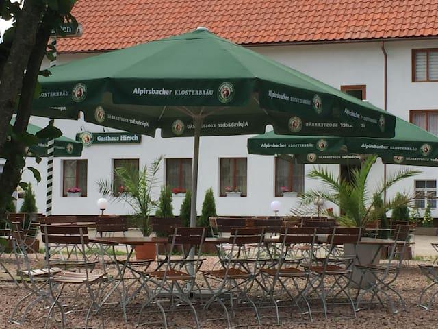 Idyllische Gasthaus,Fremdenzimmer in Schwarzwald!