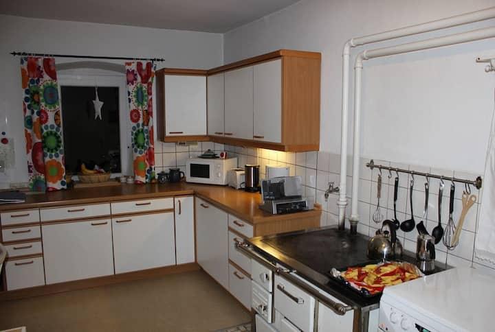 Ferienhaus Schwärzer (Bischofsgrün), Ferienhaus Schwärzer mit kostenfreiem WLAN in herrlicher Lage