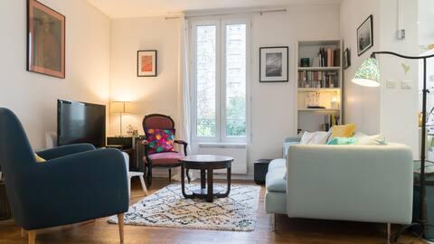 Magnifique appartement avec une terrasse