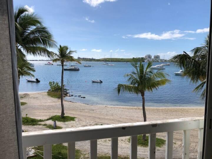 Studio Coeur Caraïbes vue Lagon  2 à 4 personnes