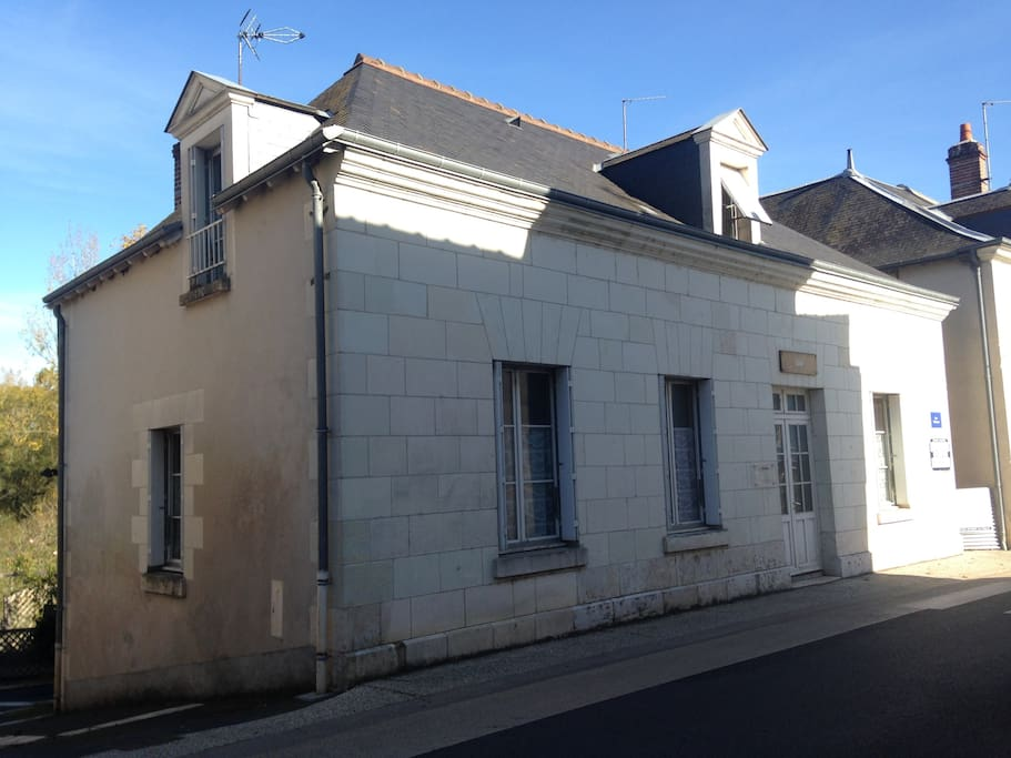Le gîte de l'Amasse à Souvigny de Touraine