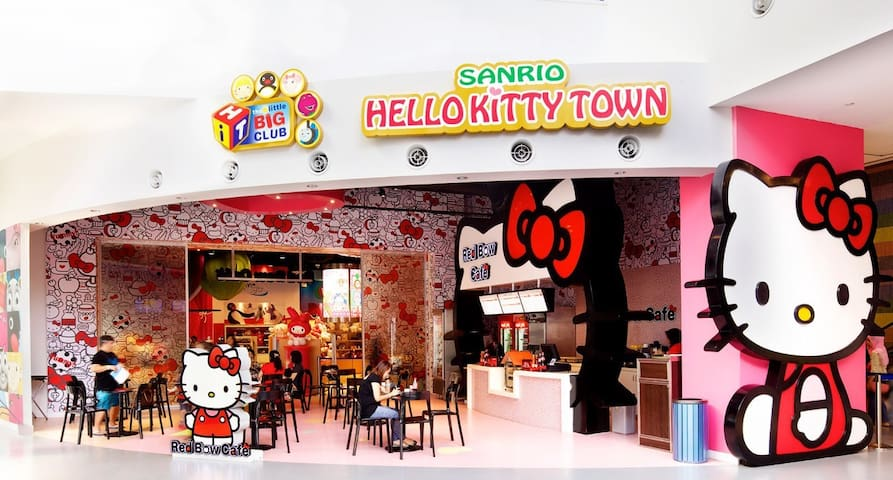 ❤️Welcome to the Hello Kitty Headquarters❤️