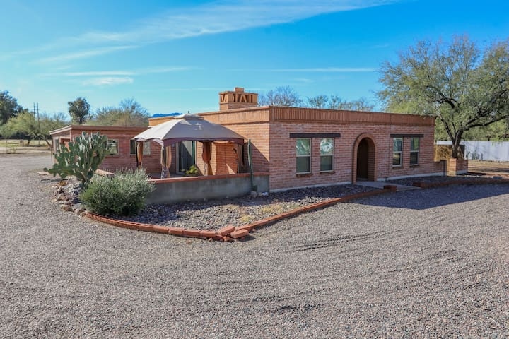 2 acre horse property with stalls