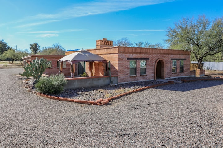 4 bedroom home on one acre