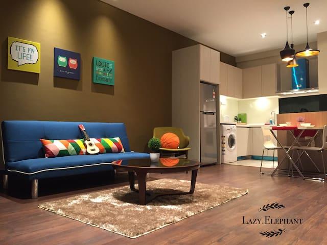 NEW Stylish SOHO @ KK City - Kota Kinabalu - Apartment