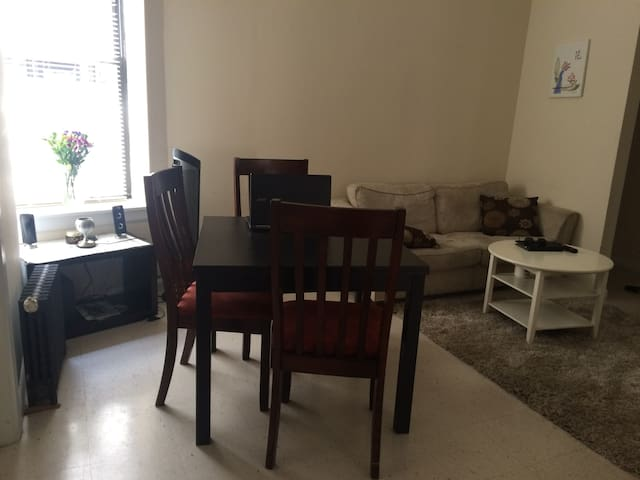 Calm and nice room in Upper East side - Nova Iorque - Apartamento