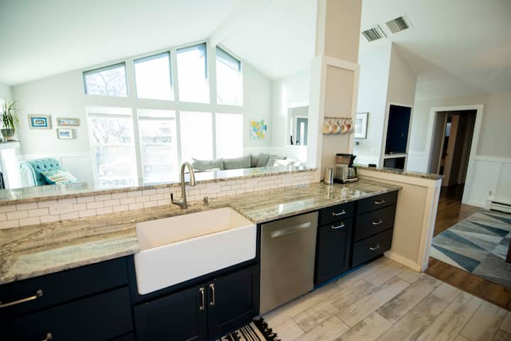 Beautifully Remodeled Home in the Heart of Boulder