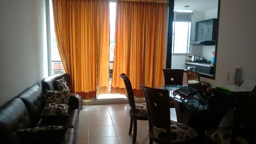 Apartamento alojamiento Villeta dulce - Villeta - Appartement