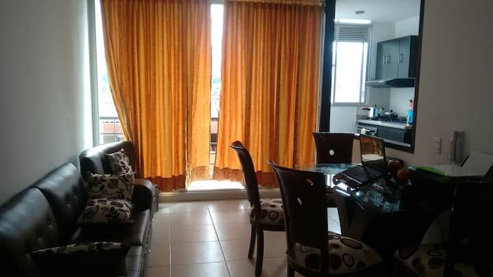 Apartamento alojamiento Villeta dulce