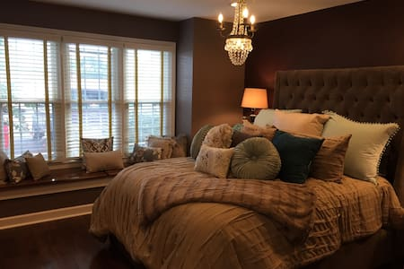 Cozy & Lush Room in Upscale Condo! - Roanoke - Apartamento