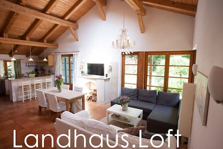 Idyllic apartment with large garden - Hamburgo