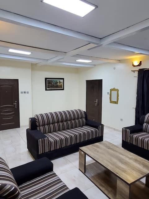 Elegantly spacious 2 bedroom apt at amuwo odofin