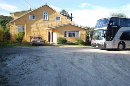 Hostal con estacionamiento - Puerto Montt