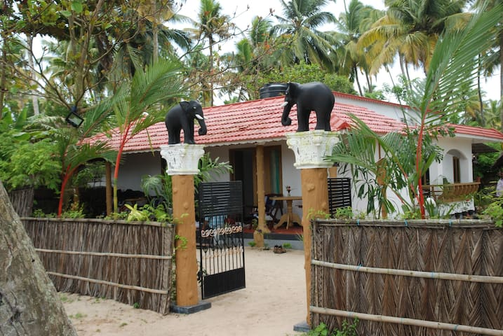Marari Edens Beach home stay - Kerala - บ้าน