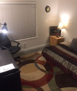 Private room with desk workspace, and parking spot - Port Hueneme