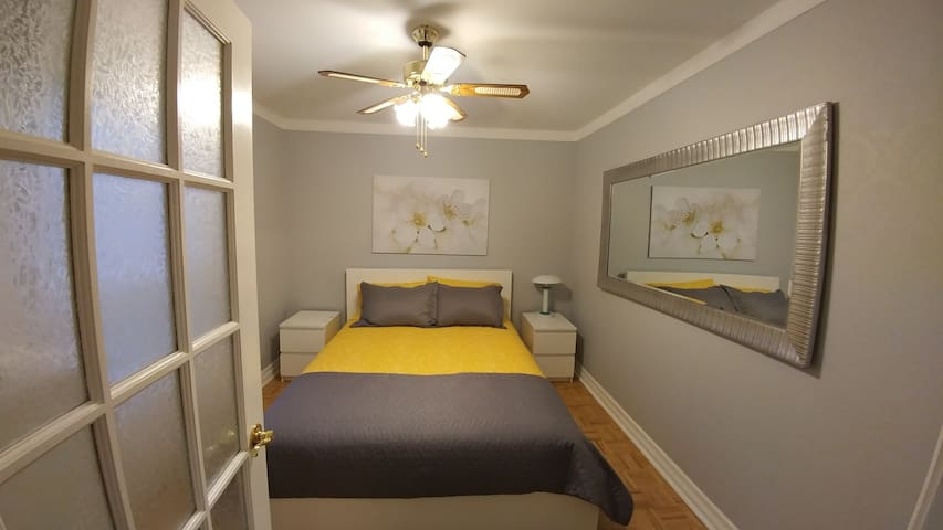 Welcoming 2 bdr apartment with positive atmosphere - Longueuil - Apartment