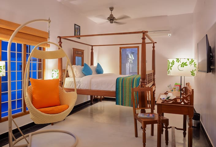 Villa Krish- A Finest Boutique hotel @ white town