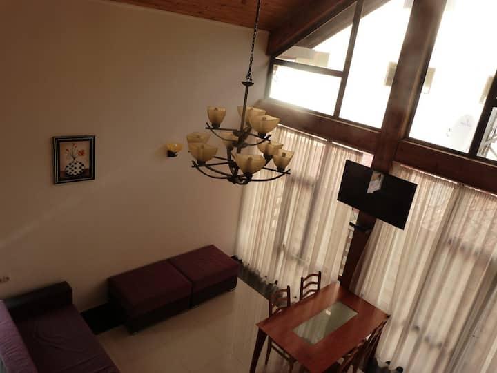 2-bedroom sweet apartment, sea-view