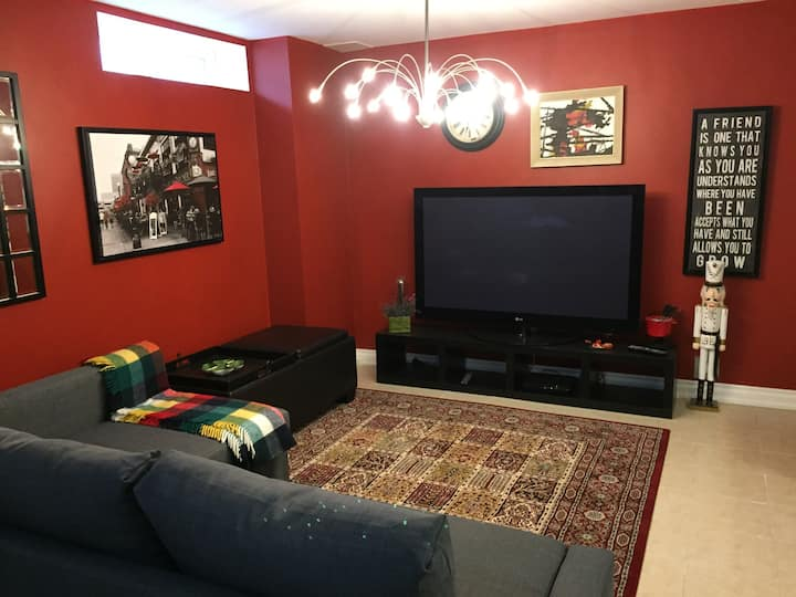 Cozy and Hip Home for Rental