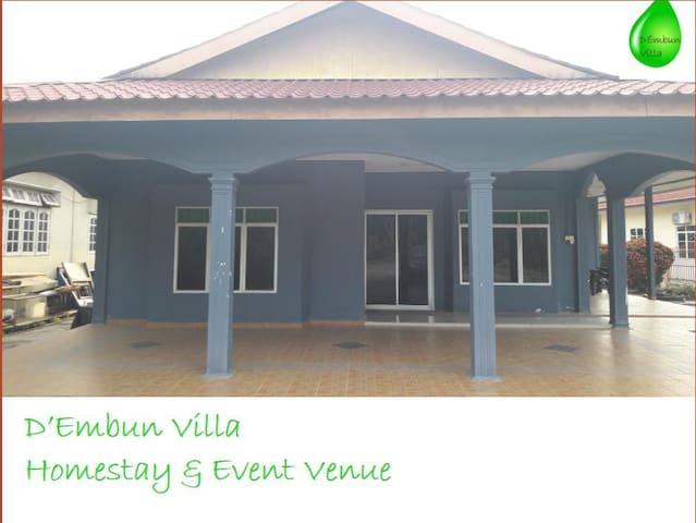 Homestay D'Embun Villa