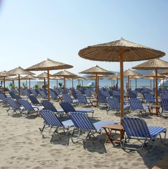 Beach Keramoti