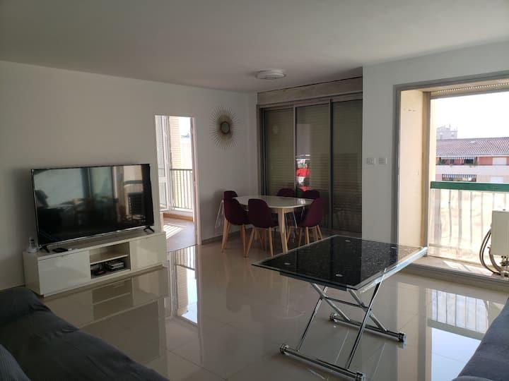 Appartement entier sur AUBAGNE, proche de Cassis.
