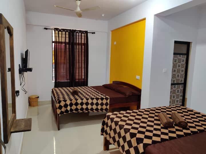 Rishi House - Cute family room for 4 people