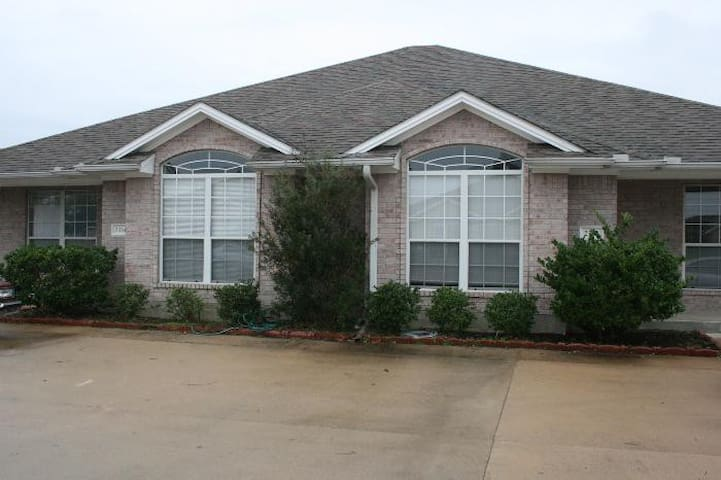 College Station Duplex