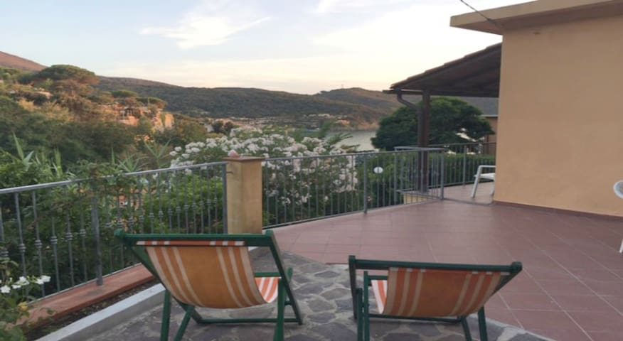 With fantastic view of the Mediterranean Sea - Apartment Family 1