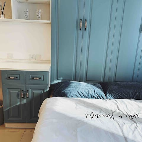 上市里北欧极简设计•Hygge理念温暖一居室小屋