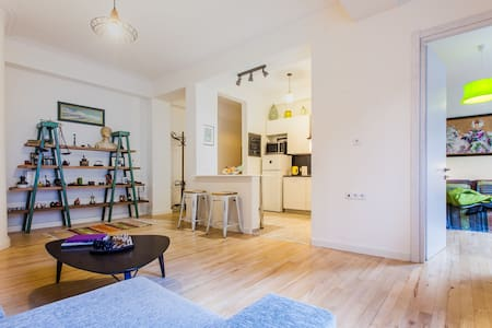 Jonjolly Apartment @ Great Location
