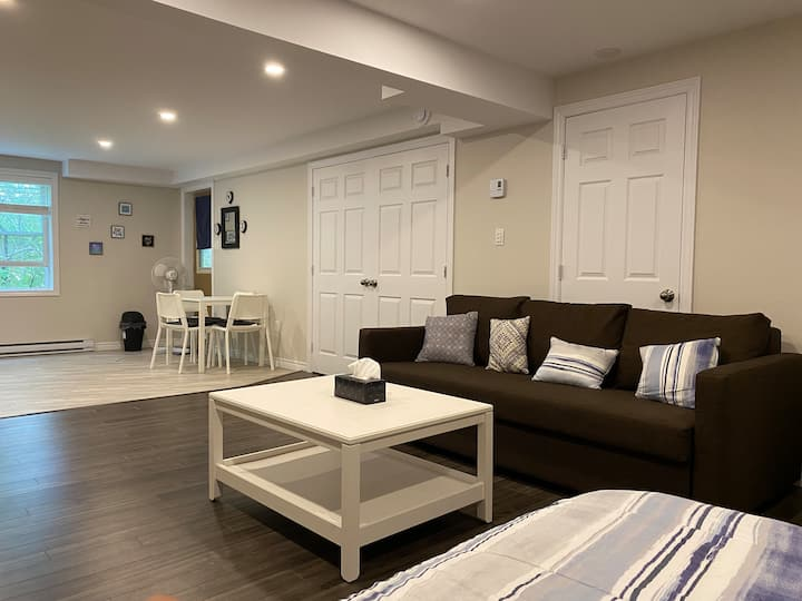 Gorgeous, Spacious, Brand New Studio Apartment
