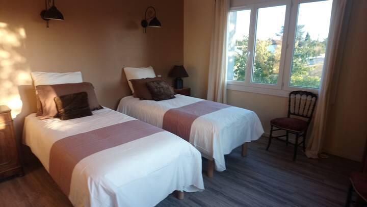 Chambre d'hôtes entre Provence et Camargue
