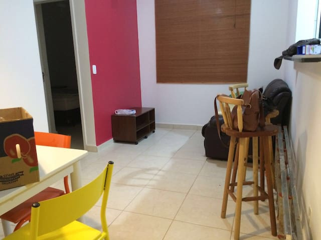 Apartamento em Ribeirão Preto - Ribeirão Preto - Lejlighed