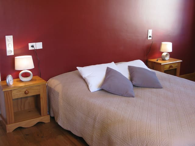 Gîte MAELLE : Au soleil entre Vercors et Provence - Vercheny - Apartment