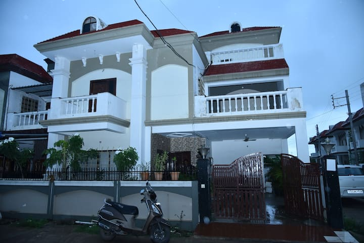 Sahni Mansion at Shreeji Kalpataru,Amlidih ,Raipur