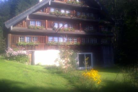 Idyllische Ruhe 10min von St.Gallen - Teufen - Dom