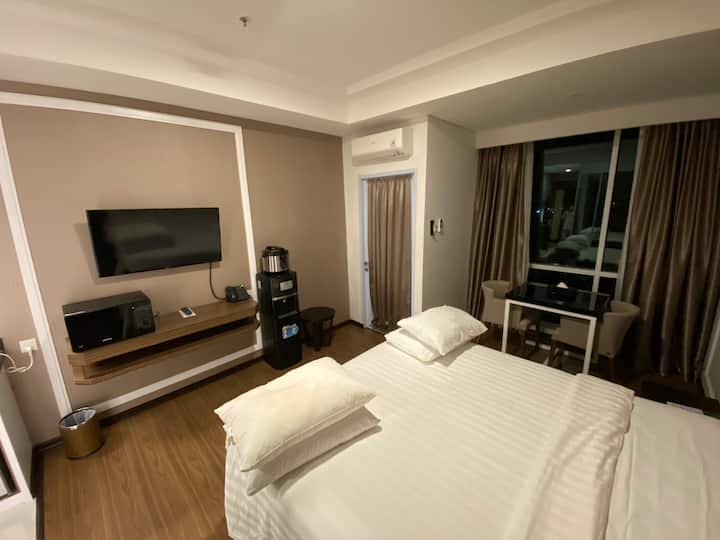 Panbil Residence - STUDIO rent monthly/yearly