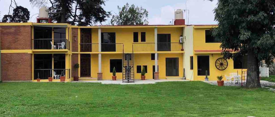 Quinta Beby Xochimilco
