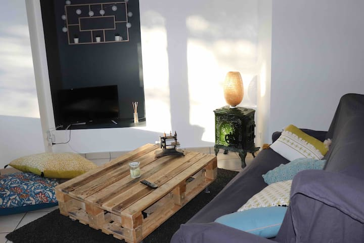 Confortable appartement au coeur de Neuvic (19)