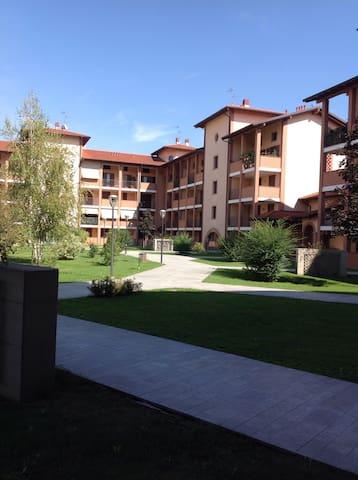 Accogliente stanza privata - Pavia  - Appartement
